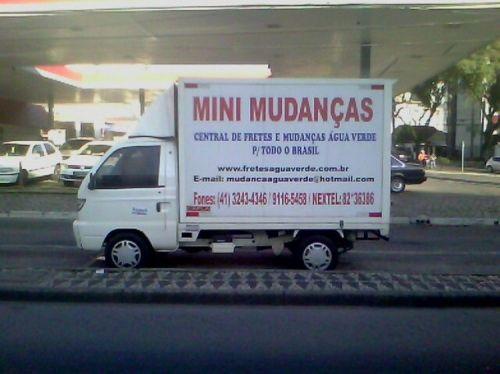 Fretes e mudanças para todo o Brasil 12846