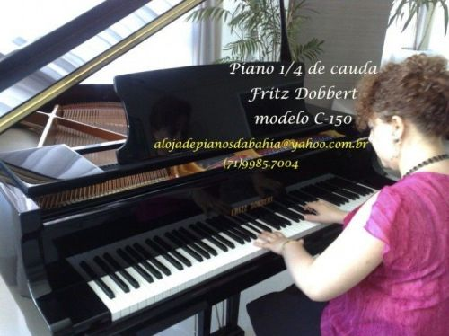Aluguel Ou Locação de Pianos de Cauda em Salvador Bahia 14436