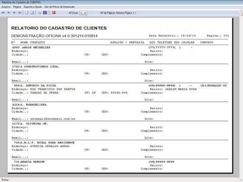 Programa para Oficina Mecânica para Veiculos em Geral, Vendas e Financeiro v4.0 FpqSystem 97794