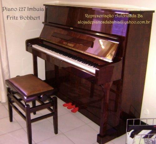Piano Fritz Dobbert e Kawai novo entrega para todo o país. 29055
