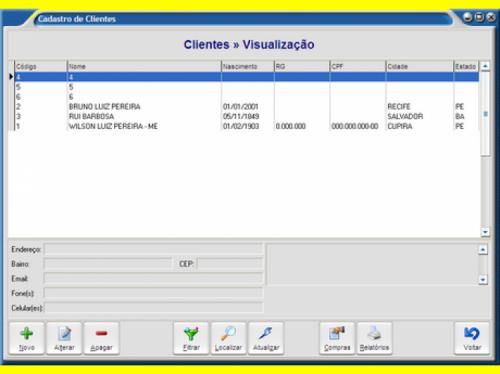 Controle de Estoque Caixa Vendas e Pdv Frente de Caixa  Pdv Prático  Fênix Aplicativos 33423
