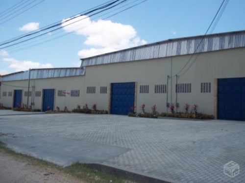 Alugo Galpão com 1000 M2 no Centro Industrial do Eusébio 36136