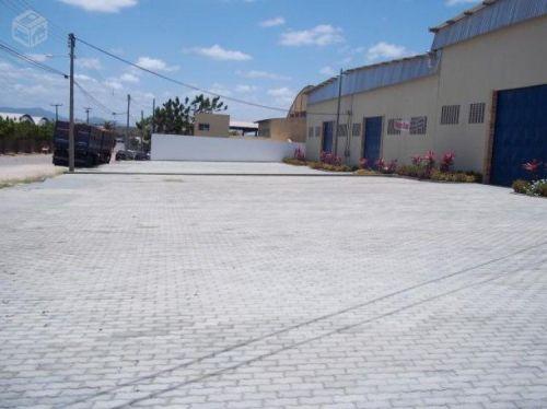 Alugo Galpão com 1000 M2 no Centro Industrial do Eusébio 36137