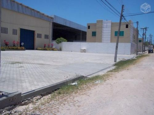 Alugo Galpão com 1000 M2 no Centro Industrial do Eusébio 36138