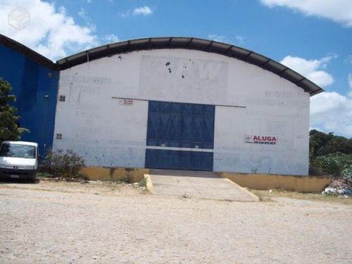 Alugo Galpão com 1000 M2 no Anel Viário 40815