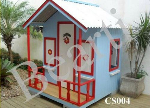 Casinha para menina em madeira 16m x 19m x 19m Modelo Cd004  casa de boneca casa de brincar 46578