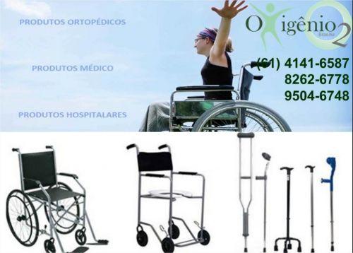 b9cdcf719359 Aluguel de Cadeira de Rodas, Concentradores, Andadores, Camas Hospitalares  em Brasilia - Df