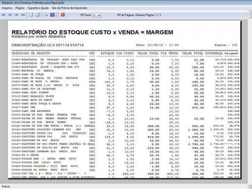 Programa Assistência Técnica, Ordem de Serviço, Orçamento e Produtos v2.0 - Fpqsystem 96608
