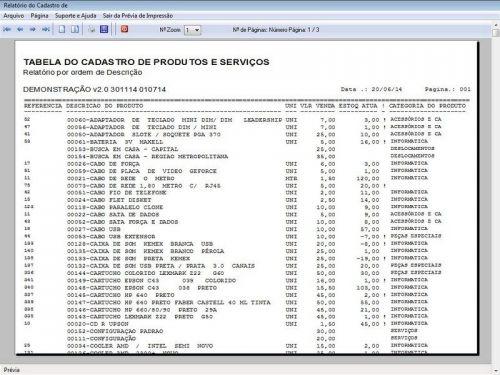 Programa Assistência Técnica, Ordem de Serviço, Orçamento e Produtos v2.0 - Fpqsystem 96610