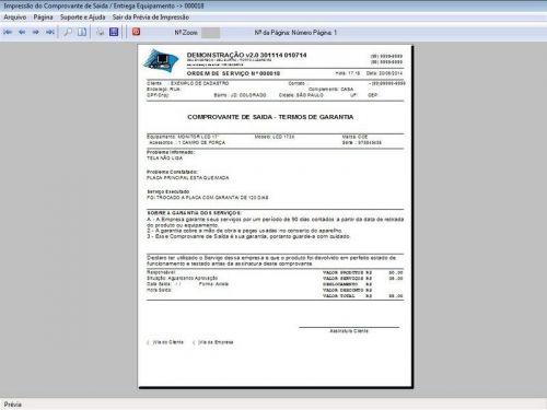 Programa Assistência Técnica, Ordem de Serviço, Orçamento e Produtos v2.0 - Fpqsystem 96611