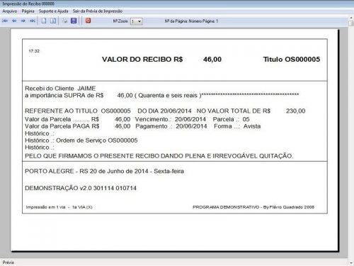 Programa Assistência Técnica, Ordem de Serviço, Orçamento e Produtos v2.0 - Fpqsystem 96613