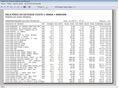 Programa para Assistência Técnica, Ordem de Serviço, Orçamento e Vendas v3.0 - Fpqsystem 96642