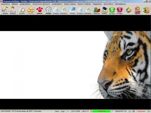 Programa para PetShop e Veterinária com Vendas, Serviços e Financeiro v3.0 - FpqSystem 97647