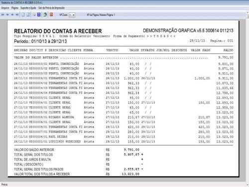 Programa Gráfica Rápida com Cadastro de Clientes, Serviços e Financeiro v5.5 PLUS - FpqSystem 97821
