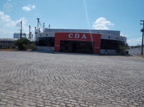 Alugo Galpão Empresarial ou Industrial no Anel Viário 99750