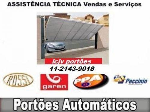 Conserto de Portão Automático  Sapopemba 158337