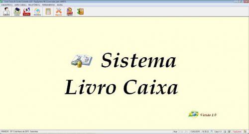 Programa Livro Caixa e Conta Corrente v1.0 133108