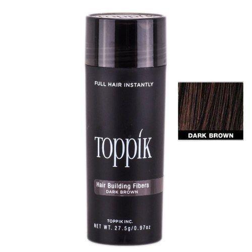 Maquiagem de cabelos Toppik 27,5/esconde cálvice/original 137351