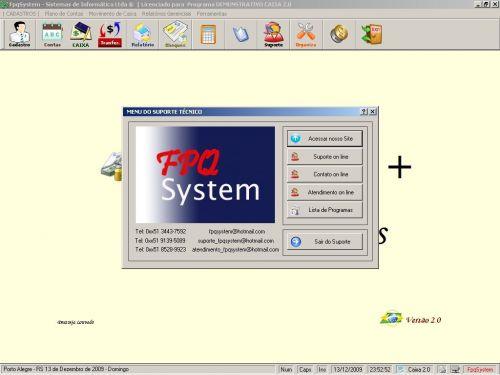 Programa Livro Caixa + Plano de Contas v2.0 - FpqSystem 152470