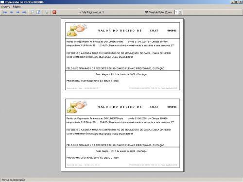 Programa Livro Caixa Financeiro v3.0 - Fpqsystem 152491