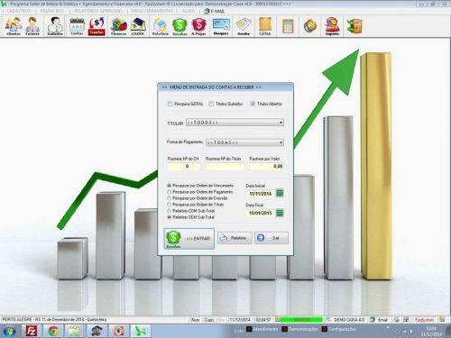 Programa Livro Caixa Financeiro Completo v4.0 Plus - FpqSystem 152508