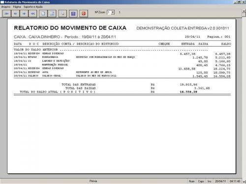 Programa Coleta e Entrega + Financeiro v2.0 FpqSystem 152576