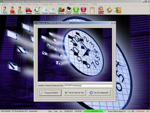 Programa Coleta e Entrega + Financeiro v2.0 FpqSystem 152582