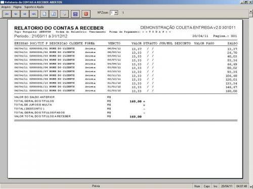 Programa Coleta e Entrega + Financeiro v2.0 FpqSystem 152587