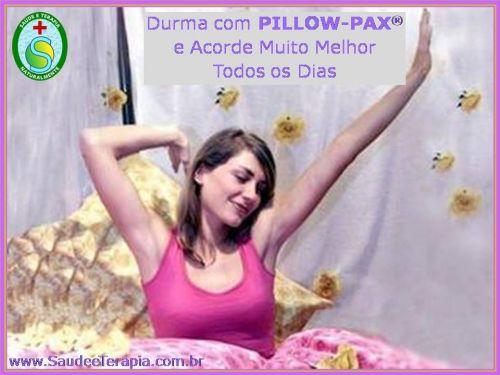 Travesseiro Pillow-pax – anti Ronco e Apnéia do Sono 153109