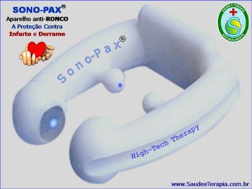 Ronco e Apnéia do Sono – Use o Aparelho Sono-pax 153186