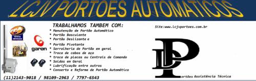Portão Automático (11) 2143-9018 161026