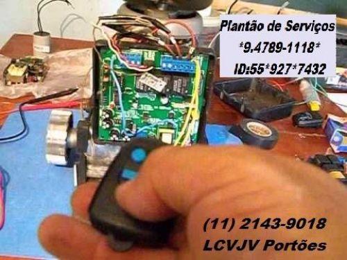 Conserto de Portão Automático PPA 182460