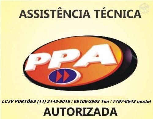 Conserto de Portão Automático PPA 182463