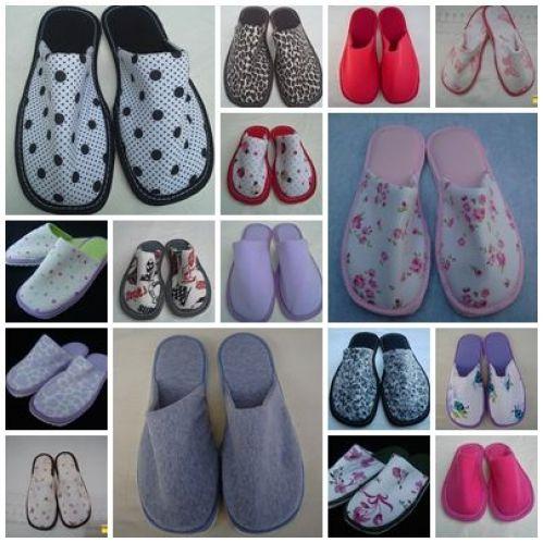c755b2791e3b6f Cloth Slippers - Chinelos de Quarto e Pantufas Artesanais 1740266