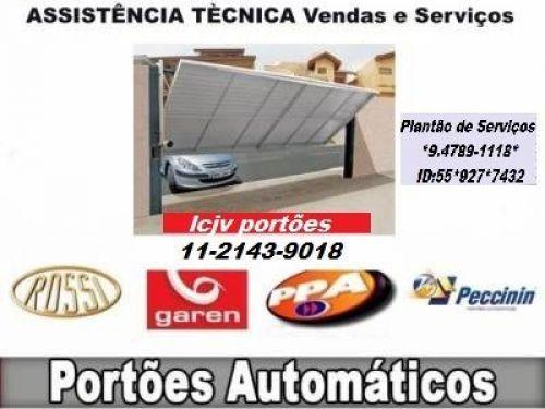 Manutenção de  Portão Automático 11 2516-9765 183486