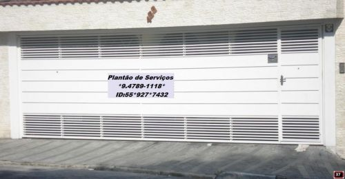 Manutenção de  Portão Automático 11 2516-9765 183490