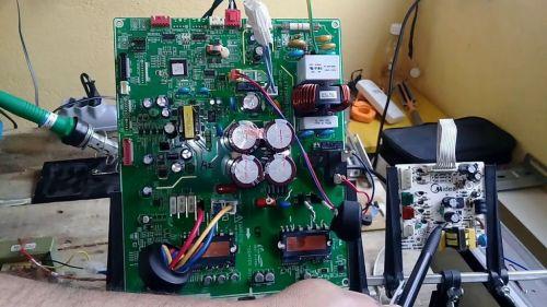 Conserto De Placas Eletronicas Inverter Ar Condicionado Geladeiras  Placas Eletronica Em Geral . 576310