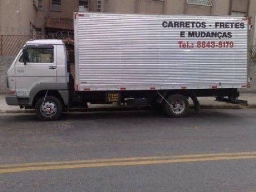 CARRETOS, FRETES E MUDANÇAS 3246