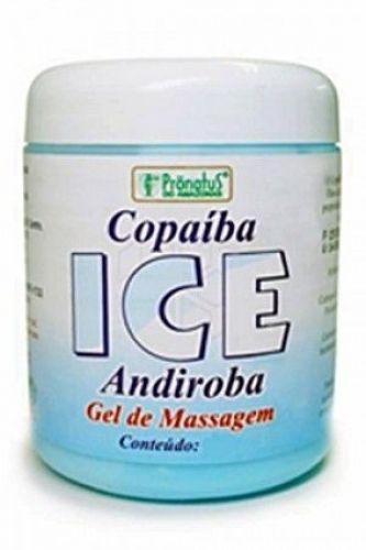 Copaíba e Andiroba  Gel para Massagem Muscular 4443