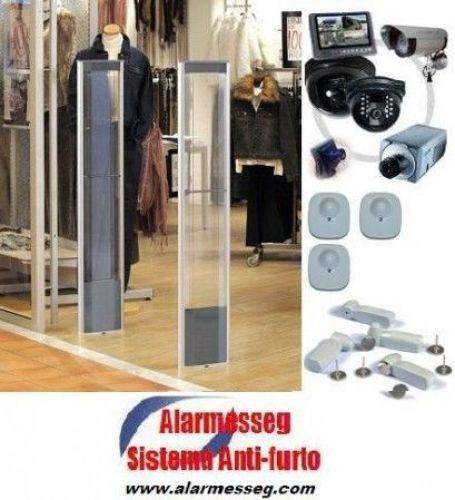 Alarme Anti-Furto (21) 8031-1767 - Antena de segurança Anti-furto 5240