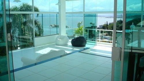 Casa Florianópolis - Vista Para o Mar 10057