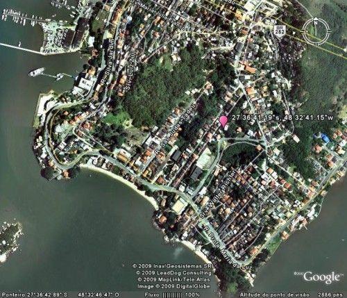 Casa Florianópolis - Vista Para o Mar 10061