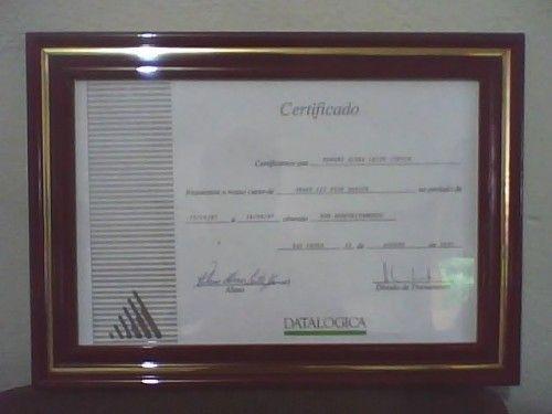 Casa dos Porta Retratos e Certificados 484