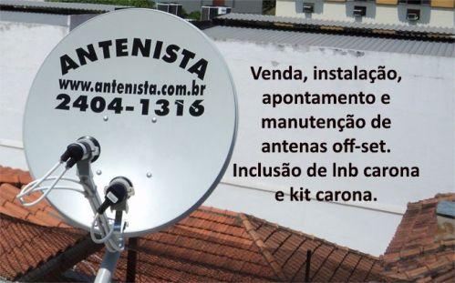 Antenista profissional 460193
