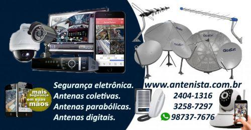 Antenista profissional 460194
