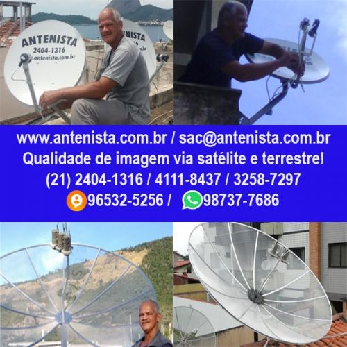 Antenista profissional 460195