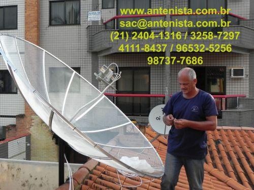 Antenista profissional 460197