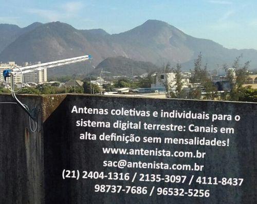 Antenista profissional 460200