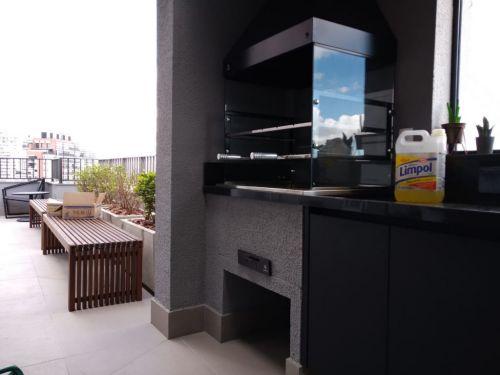 Apartamento Centro- São Paulo - My Space Bela Vista 520219