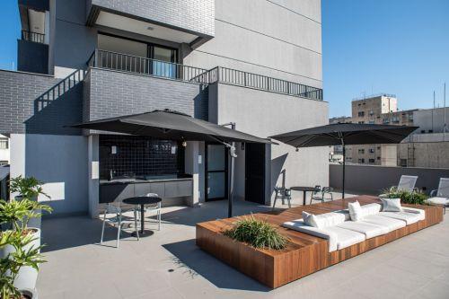 Apartamento Centro- São Paulo - My Space Bela Vista 520220